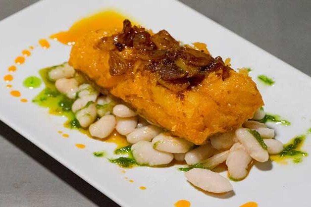 Bacalao a la Llauna (Catalan Cod Recipe)
