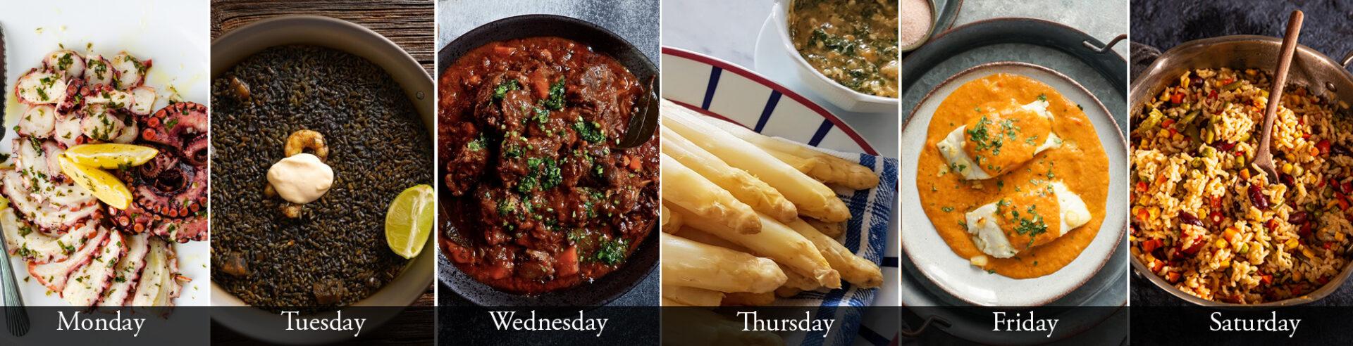 Healthy Mediterranean meal plan